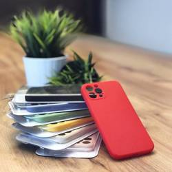 [RETURNED ITEM] Wozinsky Color Case silicone flexible durable case iPhone SE 2020 / iPhone 8 / iPhone 7 white