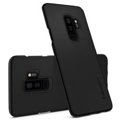 Case SPIGEN Thin Fit Samsung Galaxy S9 + Plus G965 Black Cover