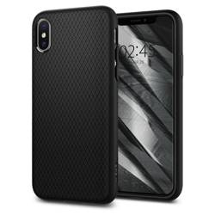 IPhone Case SPIGEN X / XS Black Liquid Air Case