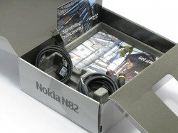 NOKIA N82 CD box, Cables, Manual