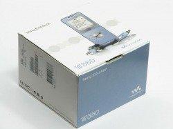 SONY ERICSSON W350i Box SE CD Cable Drivers Manual Blue