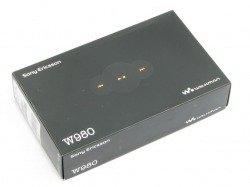 SONY ERICSSON W980i Box SE CD Cable Drivers Manual