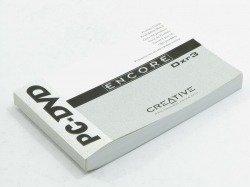 CREATIVE CD-RW-Laufwerk