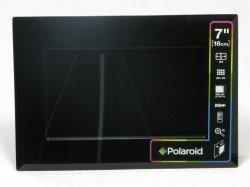 "Fotorahmen 7 Zoll LCD POLAROID XSU-00710B """