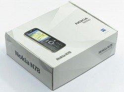 NOKIA N78 CD-Box, Kabel, Handbuch