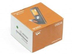 SONY ERICSSON W350i Box SE CD-Box Kabeltreiberhandbuch Orange