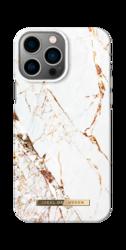 iDeal of Sweden Fashion - Schutzhülle für iPhone 13 Pro Max (Carrara Gold)