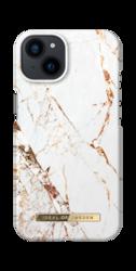 iDeal of Sweden Fashion - Schutzhülle für iPhone 13 mini (Carrara Gold)