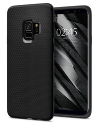 Etui SPIGEN Flüssige Luft Samsung Galaxy S9 G960 Czarne Fall