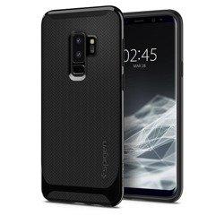 Etui SPIGEN Neo Hybrid Samsung Galaxy S9 Plus glänzend schwarz Fall
