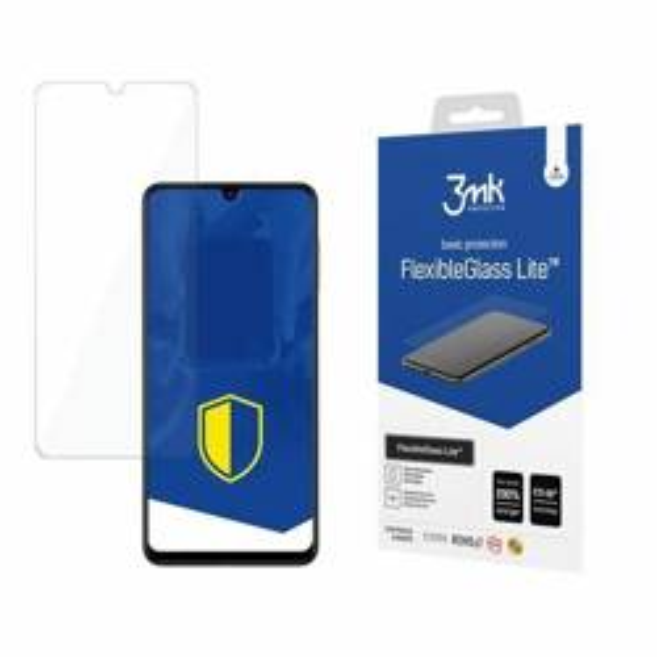 3MK FlexibleGlass Lite Samsung A22 4G A225 Szkło Hybrydowe Lite