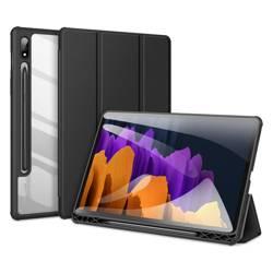 Dux Ducis Toby pancerne etui z klapką Smart Case do Samsung Galaxy Tab S7 11'' z uchwytem na rysik czarny
