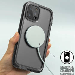 ETUI Catalyst Etui Total Protection iPhone 12 Pro Max czarne CASE