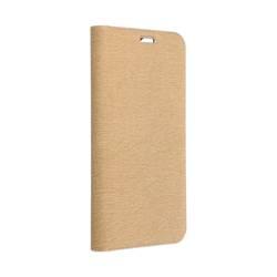 ETUI Kabura Forcell LUNA Book Gold do SAMSUNG Galaxy S22 Ultra złoty CASE