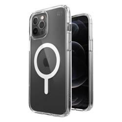 ETUI Presidio Perfect Clear + Magsafe – Etui iPhone 12 Pro Max z powłoką MICROBAN (Clear) CASE