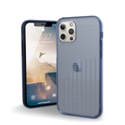 ETUI UAG Aurora [U] - obudowa ochronna do iPhone 12/12 Pro (soft blue) CASE