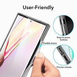 Etui ESR Galaxy Note 20 Ultra Ice Shield Clear Przeźroczyste Case