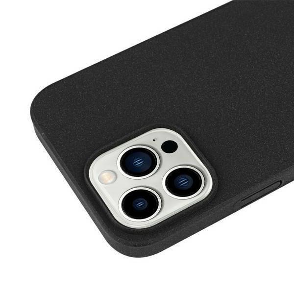 Etui KRUSELL Apple iPhone 13 Pro SandCover Czarny Case