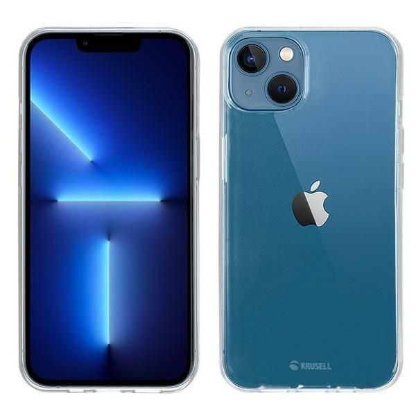 Etui KRUSELL Apple iPhone 13 SoftCover Bezbarwny Case