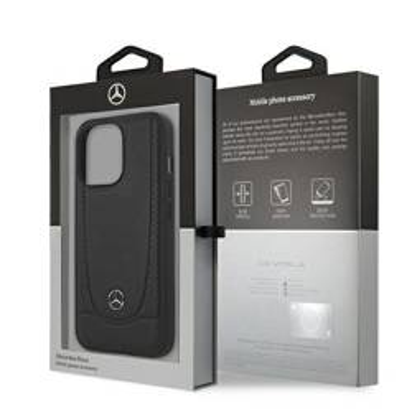 Etui MERCEDES Apple iPhone 13 Pro Urban Line Czarny Hardcase