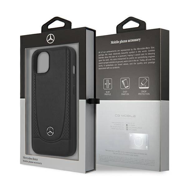 Etui MERCEDES Apple iPhone 13 Urban Line Czarny Hardcase