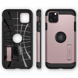 Etui SPIGEN Tough Armor Apple iPhone 11 Pro Rose Gold Różowe Case
