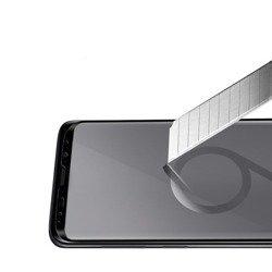 Etui SPIGEN Ultra Hybrid Samsung Galaxy S9+ Plus Crystal Clear + Szkło Case