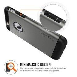 Etui SPIGEN iPhone 6 6S Slim Armor  Gunmetal Case