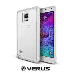 Etui Samsung Galaxy Note 4 VERUS Crystal Mixx Clear Przeźroczysty Jak Spigen SGP Pokrowiec
