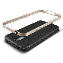 Etui Samsung Galaxy S5 VERUS Iron Shield Silver Jak Spigen SGP Pokrowiec