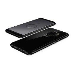 Etui Spigen Galaxy S9 Ultra Hybrid Midnight Black Case Samsung