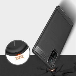 Etui TECH-PROTECT Xiaomi MI 10T MI 10T Pro Tpucarbon Black Czarne Case