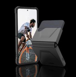 Etui URBAN ARMOR GEAR LLC Samsung Galaxy Flip 3 UAG Civilian Granatowy Case