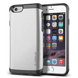 Etui iPhone 6 6S VERUS Damada Veil Light Silver Jak Spigen SGP Pokrowiec
