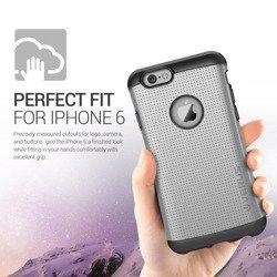 Etui iPhone 6 6S VERUS Thor Light Silver Jak Spigen SGP Pokrowiec