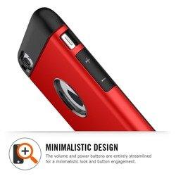 Etui iPhone 6 Plus 6S Plus SPIGEN Slim Armor Gunmetal Case