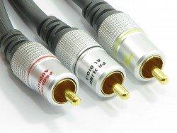 Kabel PROLINK 3RCA - 3RCA 1,2m TCV5300