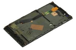 ORYGINALNY WYŚWIETLACZ LCD Dotyk Nokia Lumia 720 Czarny Grade A