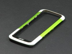 Obudowa Nokia 5000 Biało Zielona Komplet Oryginał