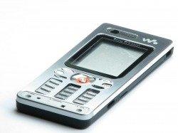 Obudowa SONY Ericsson W880I Oryginalna Grade B