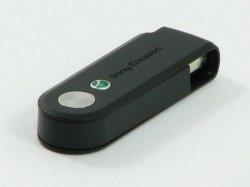 Oryginalny Czytnik Kart M2 USB SE CCR-70 Czarny