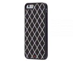 "Pokrowiec Case-Mate Apple iPhone 6 6S Plus 5,5"" Carbon Alloy Czarny Futerał"