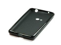 Pokrowiec X-Line Nokia Lumia 625 Czarny Etui Silikon