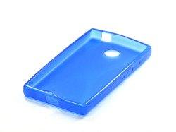 Pokrowiec X-Line Nokia X Niebieski Etui Silikon