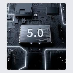 Proda PD-BE600 zestaw słuchawkowy bezprzewodowa słuchawka Bluetooth 5.0 czarny