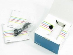 Pudełko SONY ERICSSON W380i Pudełko SE CD Kabel Sterowniki Instrukcja