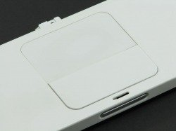Ramka klawiatury Apple Biała