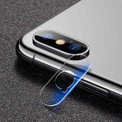 SZKŁO Hartowane MOCOLO TG+ Camera Lens iPhone XR Clear