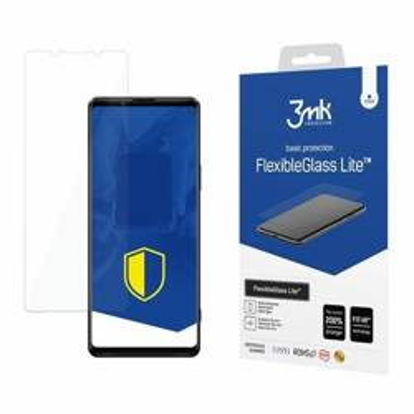 Szkło Hybrydowe 3MK Sony Xperia 1 III 5G FlexibleGlass Lite